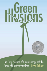 Cover Green Illusions by Ozzie Zehner Award 200p